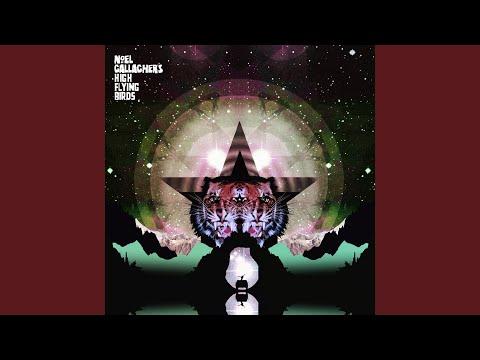 Black Star Dancing de Noel Gallaghers High Flying Birds Letra y Video