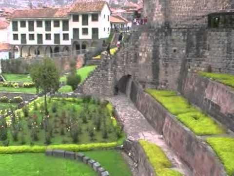 Viaje por Sudamerica di Giacomo Sanesi. Cuzco (PER). 01727 – qorikancha 3