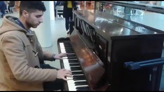 Yann Tiersen - Amelie: Comptine d'Un Autre Été - Piano St Pancras