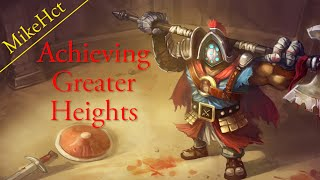 Achieving Greater Heights - A Challenger's Perspective