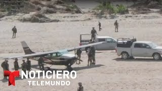 El Chapo habría usado instalaciones de gobierno para fuga | Noticiero | Noticias Telemundo