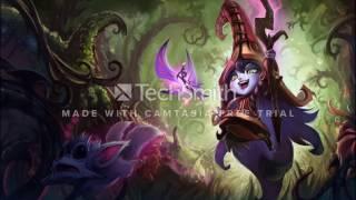League of Legends - LuLu Drop (creditos Chapeleiro)