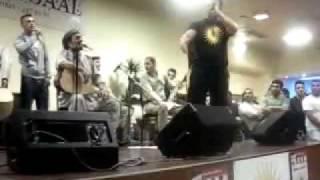 www.kurdish-night.de Bero Bass feat. Siwan Perwer in Eurosaal. Köln 2010