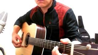 Bonfire of Love (Folk Guitar) - 사랑의 모닥불(이용복)