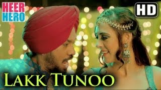 Lakk Tunoo - Official Full Song - Hazel Keech - Heer And Hero (2013) - Miss Pooja width=