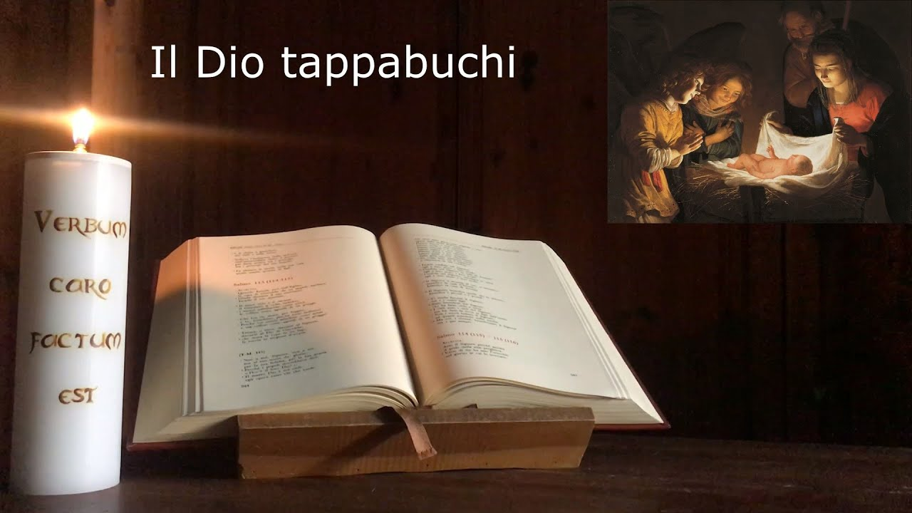 Quale Dio continuare a credere – 04 Il Dio tappabuchi