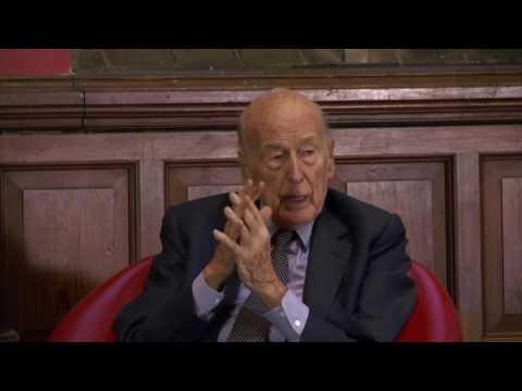 Valery Giscard d'Estaing Video