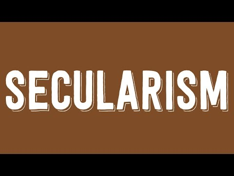 Should the Government be Secular? - Philosophy Tube