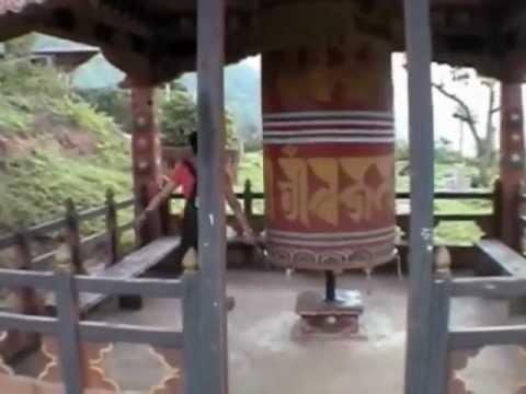 """Bután, """"el país de la paz"""""""