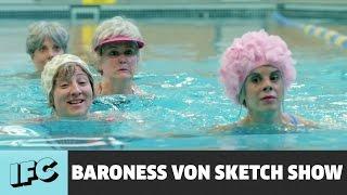 Baroness von Sketch Show | Moms Say Hello | IFC