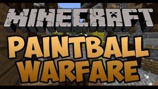 Hypixel Paintball Warfare!