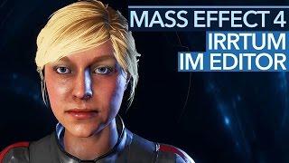 Mass Effect: Andromeda - Das wichtigste Missverständnis des Charakter-Editors erklärt