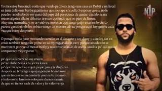 Arabe (Letra Oficial ) Kiubbah Malon & Many Malon Ft. Jose Victoria