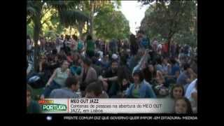 MEO OUT JAZZ 2013 - Fala Portugal