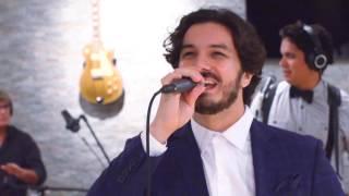 Também quero beijar + Luz de Tieta - Levi Castelo Branco (Ao vivo)