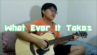 Imagine Dragons - Whatever It Takes (cover)