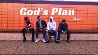 Drake - God's Plan ( Dance Video )