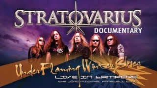 "Stratovarius ""Under Flaming Winter Skies - Live In Tampere"" DVD Documentary Trailer (HD)"