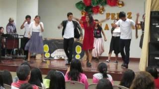 mix grease-coreografia estaca chorrillos