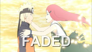 Naruto ▪「AMV」 ▪ Faded