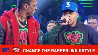 Chance the Rapper Hits Nick Cannon Where It Hurts | Wild 'N Out | #Wildstyle