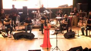 Aysel YAKUPOĞLU  iğdeli yar   Lansman konserinden