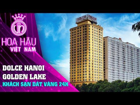 DOLCE HANOI GOLDEN LAKE Khách sạn DÁT VÀNG 24K độc nhất Hà Nội