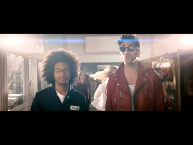Video oficial de Come Alive de Chromeo