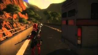 Deadpool™ The Video Game 2013 gameplay trailer
