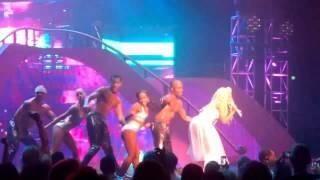 """Nicki Minaj- """"Pound the Alarm"""" LIVE 8/11/2012 @ Paramount Theatre Seattle"""