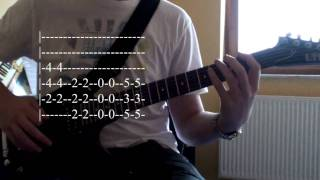 How to play Sonne by Rammstein