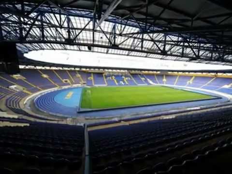 Welcoming EURO 2012