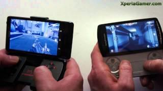 Xperia Versus Death Match on Modern Combat 4