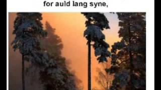 Beautiful Version Of Auld Lang Syne
