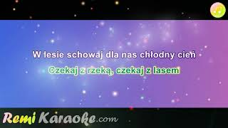 Halina Kunicka - Lato Czeka (karaoke - RemiKaraoke.com)