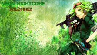 Nightcore - WILDFIRE!!    Gumi    JubyPhonic Cover