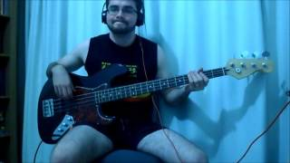 """Dig Dig Joy"" - Bass Cover"