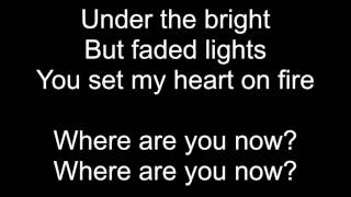 Alan Walker - Faded - LETRA