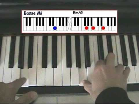 Comment jouer facilement Hors Saison de Francis Cabrel au piano