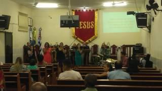 552 Harpa Cristã quando ao céu nós chegarmos