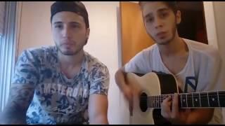 VENTE PA' CA  - Ricky Martín (cover) Jonathan y Nahuel