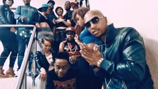 """Udu ft. Oskido, Ab Crazy, Bass & Kingjay """"Nyoso Re-mix"""""""