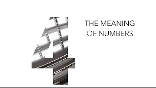 The Meaning of Numbers: 4 / Numerology | Andrea's Number