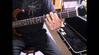 Morango do Nordeste ( Bass Cover )