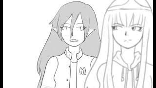 I'm Just Your Problem  (Bubbline Animatic)