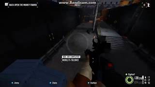 Payday 2 Locke and load Day 10 Riddle silence