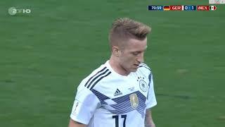 WM2018 Gesicht Schuss//FOOTBALL FAIL DEUTSCHLAND gegen MEXICO