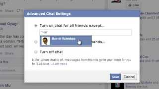 How To Appear Offline On Facebook To Some People