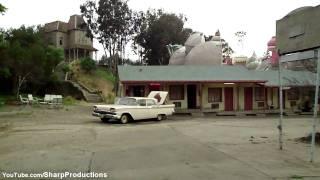 Bates Motel Universal Studios Hollywood Studio Tour
