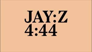Jay Z   4 44   Moonlight type beat Instrumental 2017
